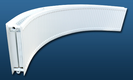 Angled Bay Window Radiators Curved Bay Window Radiators
